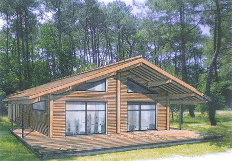 maison bois vallery landes aquitaine