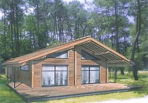 Maison En Bois Tout Compris : accueil vallery maisons bois en pin des landes ~ Melissatoandfro.com Idées de Décoration