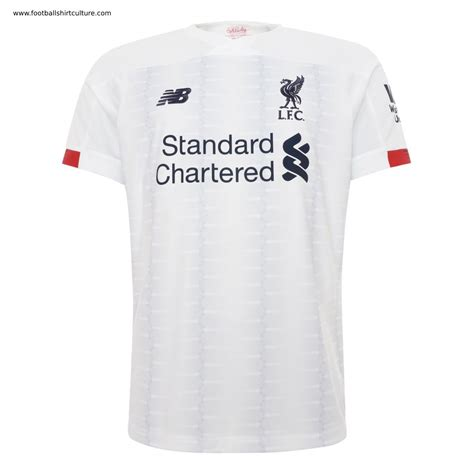 Liverpool 2019-20 New Balance Away Kit | 19/20 Kits ...