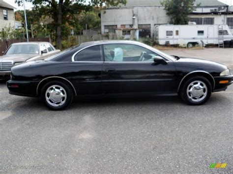 Buick Riviera 1998 by 1998 Black Buick Riviera Supercharged Coupe 55138164