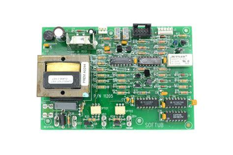 Softub Standard Analog Circuit Board