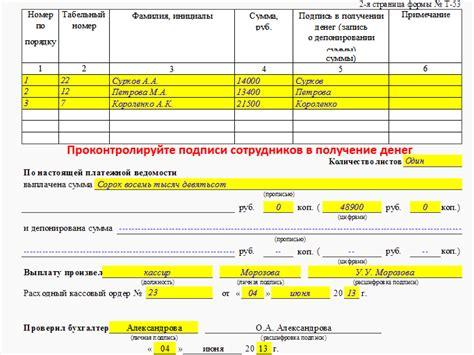 Унифицированная форма приказа об исполнении временно отсутствующего работника