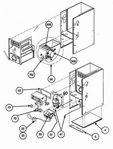 Carrier Furnace Parts Diagram 48gh