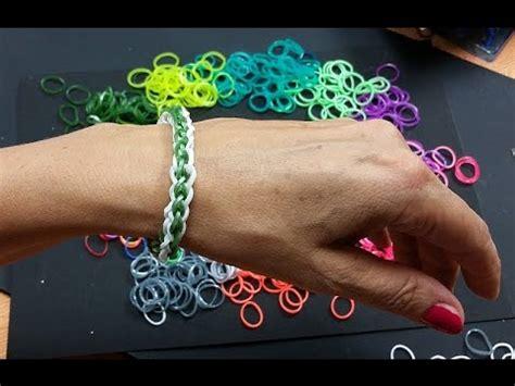 Ideen Mit Herz  Loom Bänder  Armband Idee Nr 1 (mit Der