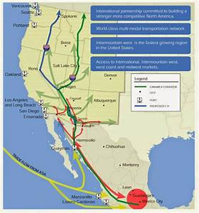 Stop The Canamex Sun Corridor  Filling In The I Canamex Gaps