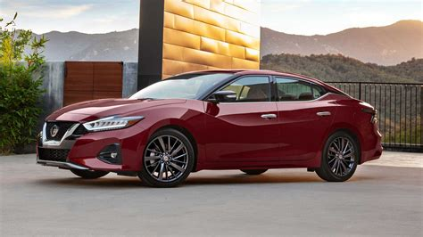 Nissan Maxima Surprise In Its 40th Anniversary, Higher ...