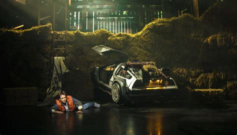 Back to the future came fifth in the poll, while hugh jackman's the greatest showman's was no 1 with 15% of the vote. Latest Review - Back To the Future The Musical Opera House, Manchester | The Arts Shelf