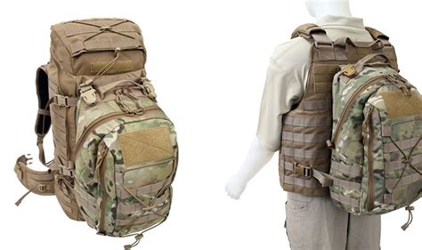 Spf Tactical Tailor Removable Operator Pack Multicam
