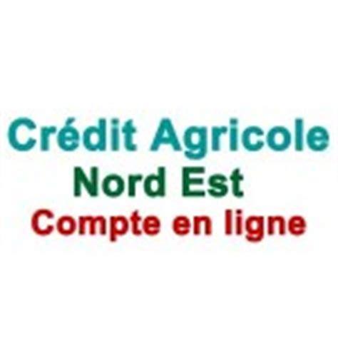 credit agricole mon compte en ligne nord est