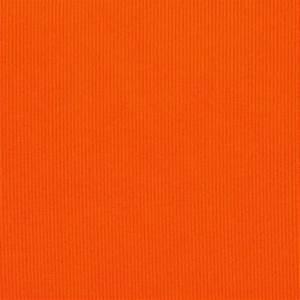 Kaufman 21 Wale Corduroy Orange - Discount Designer Fabric