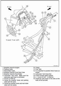 34 Kawasaki Bayou 220 Carburetor Diagram