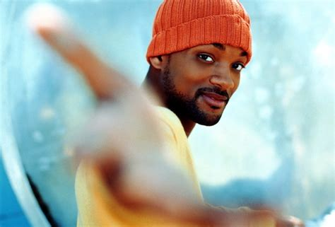 Wallpaper Will Smith, Actor, Singer, Face, Hat, Smile