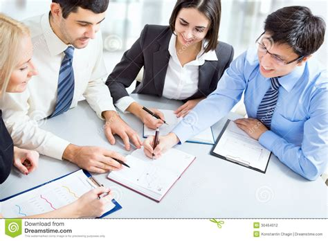 11220 business office photography business working at meeting stock photo image