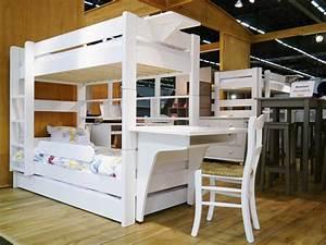 Barriere Lit Superposé : couleurs bois meubles b b s et enfants avignon 41 rue ~ Premium-room.com Idées de Décoration