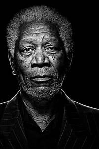 Morgan Freeman | gentlemen | Pinterest | Portrait ...