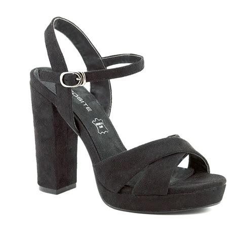 Sandale na štiklu LS80702 bež