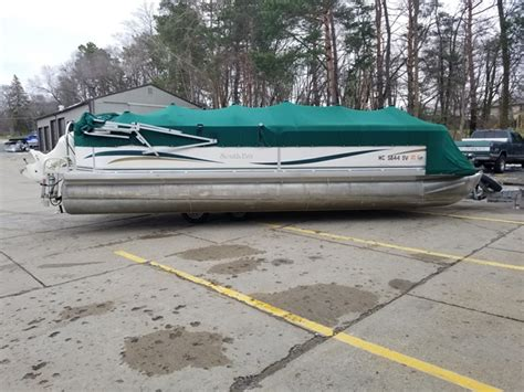 Used Pontoon Boats For Sale South Florida by Used South Bay Pontoon Boats For Sale Boats