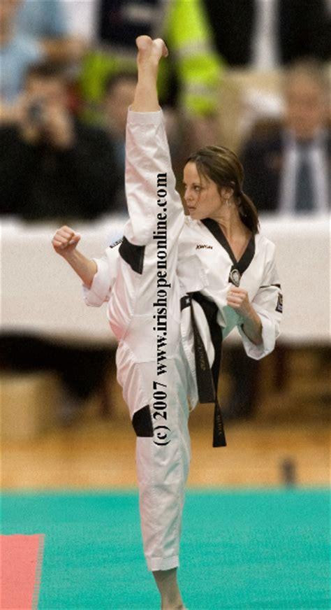 Guinness World Record Kicker And Martial arts Expert Chloé