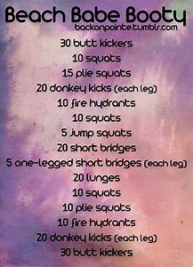 Back On Pointe - Thuperduper workout