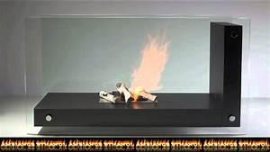 Cheminée Bio Ethanol A Poser Au Sol : fonctionnement d 39 une chemin e au bio thanol mod le katla ~ Edinachiropracticcenter.com Idées de Décoration