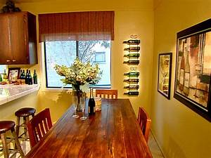 Wine Themed Kitchen Pours On The Charm HGTV