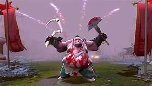 Dragonclaw Hook Pudge immortal hook custom animation ...
