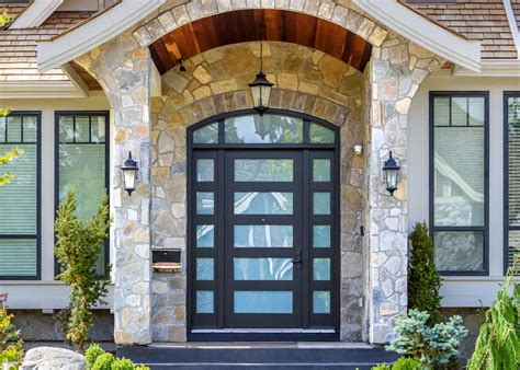 Glass Entry Doors For Home by 32 Types Of Glass Front Doors For Your Home