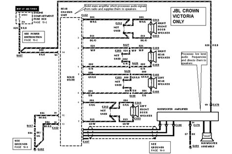 Show Wiring Diagram i need a wiring diagram for a 1995 crown vic my