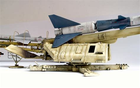Trumpeter's 1/35 Sa-2 Carrier And Launcher