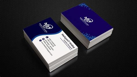 professional business card design az problem