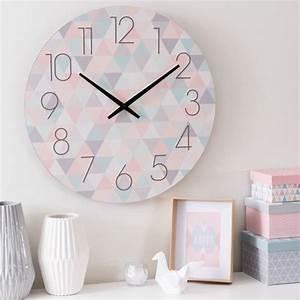 17 meilleures idees a propos de horloge en bois sur With salle de bain design avec horloges murales décoratives