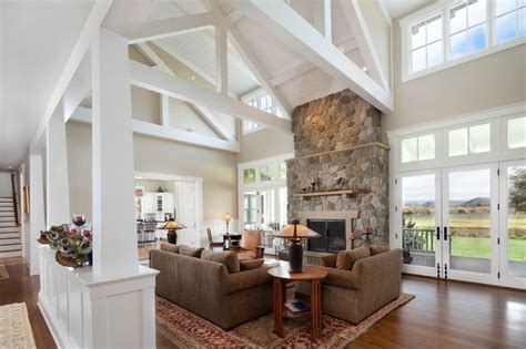 cottage house plans with wrap around porch modern ranch home farmhouse living room santa