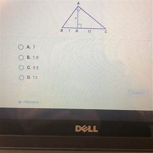 What Is The Value Of X In The Figure Shown Below  If