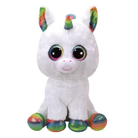 housewarming gifts for ty pixy the unicorn beanie boo 39 s large plush the paper store