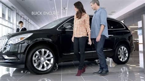 buick black friday sales event tv commercial black eye