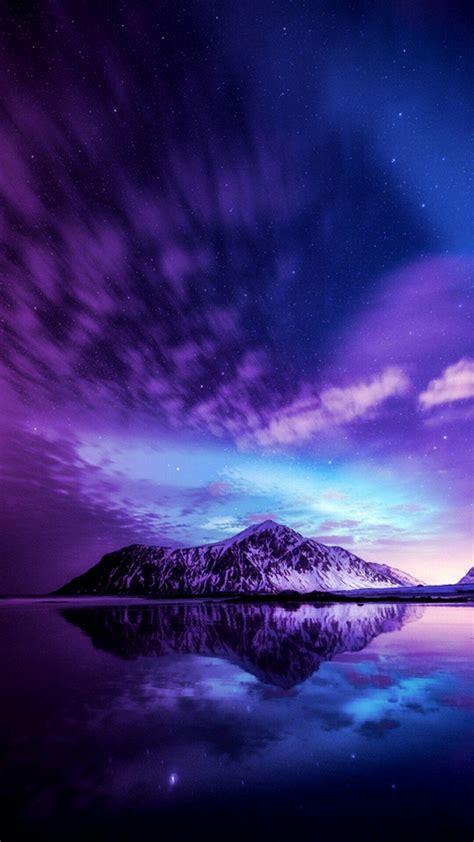 aesthetic purple wallpapers