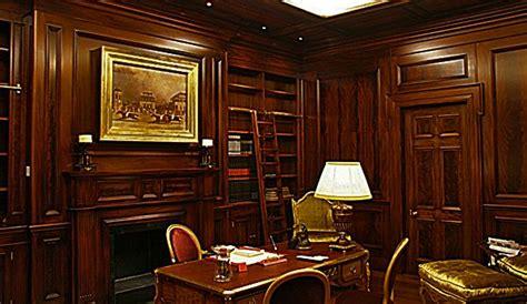 walnut paneled offices mahogany home office bedroom