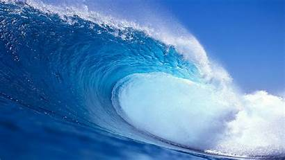 Ocean Waves Wave Wallpapers Sea Surf Pixelstalk
