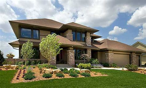 contemporary prairie style house plans contemporary house plans e architectural design page 3