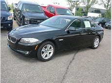 Buy used 2011 BMW 528I RWD, HEATED SEATS, BLACKBLACK, USB
