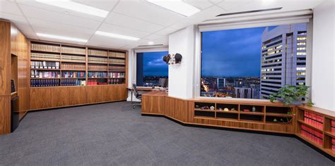 High Bookshelves by Custom Cabinets Perth Crafted Built In Furniture