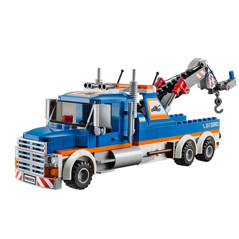Lego Truck by Lego 60056 City Tow Truck At Hobby Warehouse