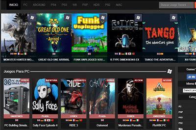 game torrent sites