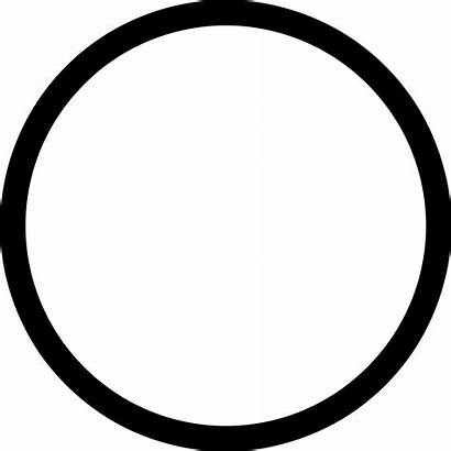 Empty Round Icon Svg Virtual Onlinewebfonts
