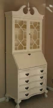 chic cottage junk antique secretary desk re fab ulous
