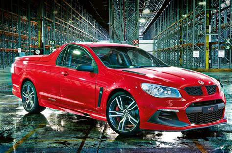 vauxhall vxr8 maloo vauxhall maloo gets more power and styling upgrades for