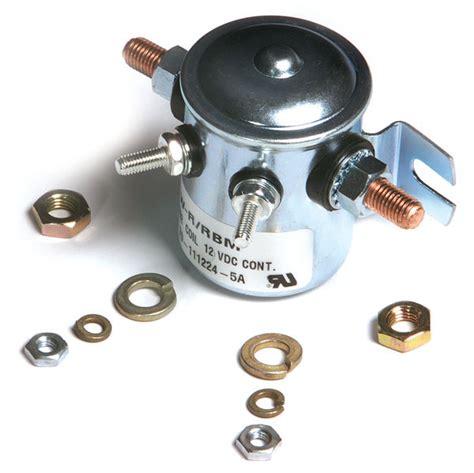 starter solenoid switch  ground