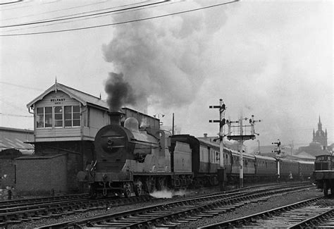 steam train leaving great victoria   carlisle kid