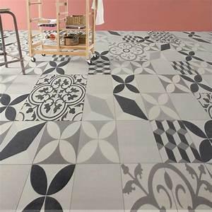 Carreaux De Ciment Castorama : lino carreaux de ciment castorama decoration d 39 interieur ~ Melissatoandfro.com Idées de Décoration