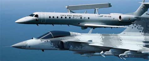 Saab Jas 39 Gripen For Brazil   Defence Aviation